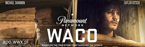 Waco – sezon 1