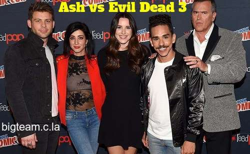 Ash vs Evil Dead – sezon 3