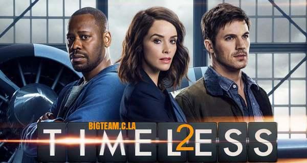 Timeless – sezon 2