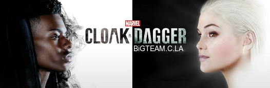 Cloak and Dagger – sezon 1