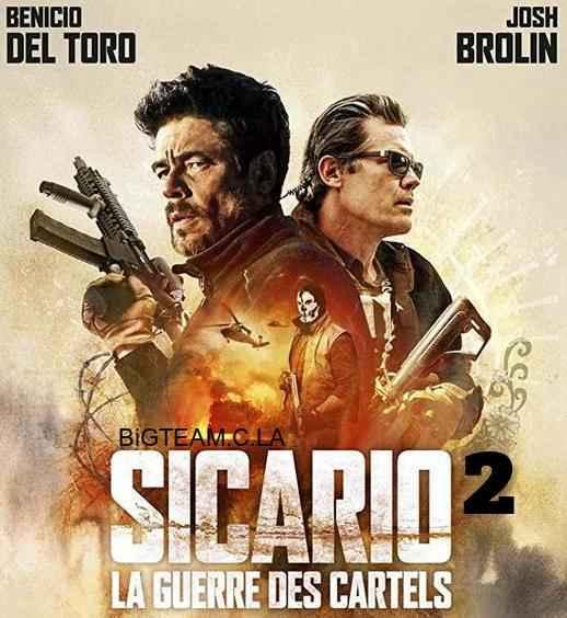 Del Toro, Brolin, Moner
