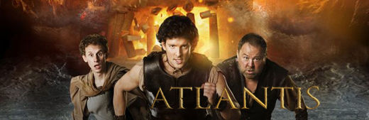 Atlantis – sezon 1