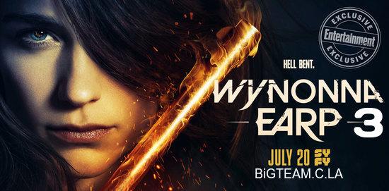Wynonna Earp – sezon 3
