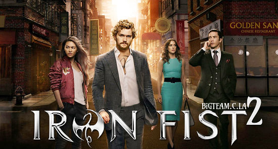 Iron Fist – sezon 2