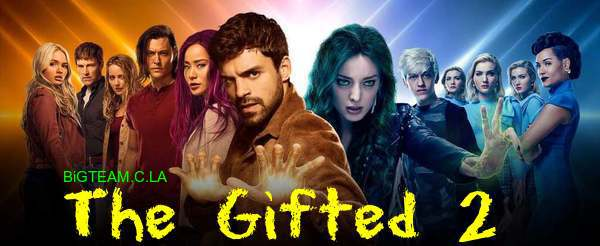 The Gifted – sezon 2
