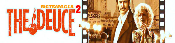 The Deuce – sezon 2