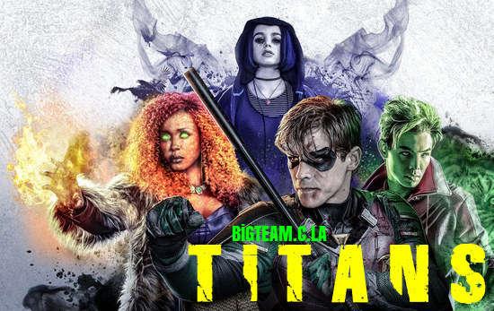 Titans – sezon 1