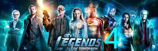 Legends of Tomorrow – sezon 4
