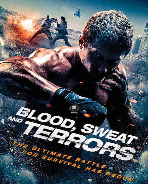 KREW POT i TERROR / In BLOOD, SWEAT AND TERRORS