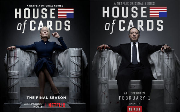 House of Cards – sezon 6