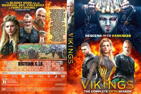 Vikings – sezon 5