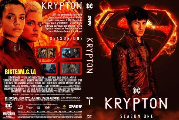 Krypton – sezon 1