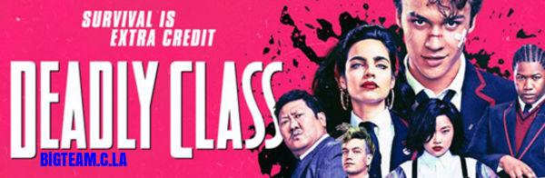 Deadly Class – sezon 1