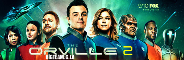 The Orville – sezon 2