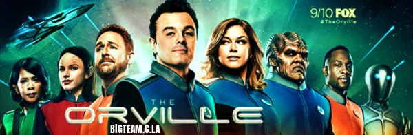 The Orville – sezon 1