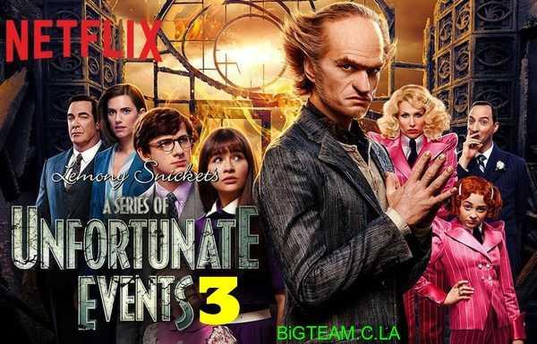 Seria niefortunnych zdarzeń 3 / A Series of Unfortunate Events 3