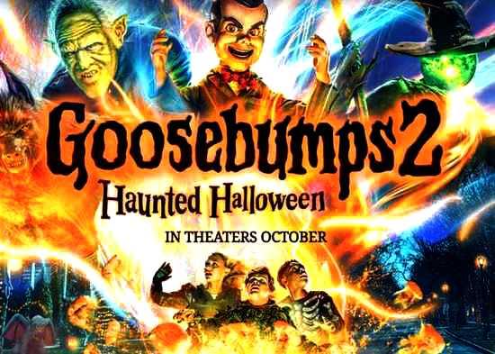 Gęsia skórka 2 / Goosebumps 2: Haunted Halloween