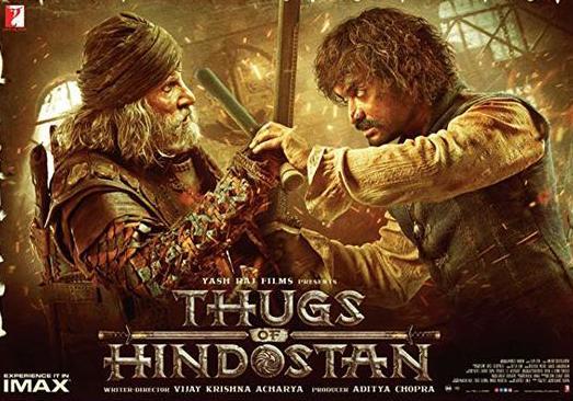 Zbiry Hindostanu / Thugs of Hindostan