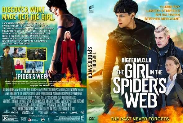DZiEWCZYNA W SiECI PAJĄKA / The Girl in the Spiders Web