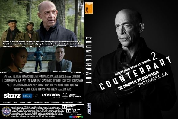Counterpart - sezon 2
