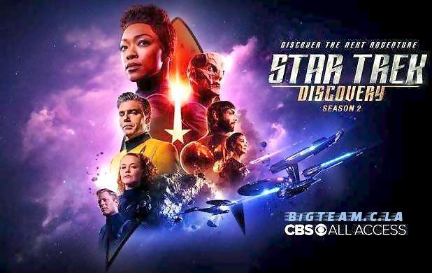 Star Trek Discovery - sezon 2