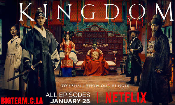 Kingdom – sezon 1
