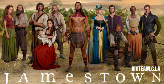 Jamestown – sezon 1