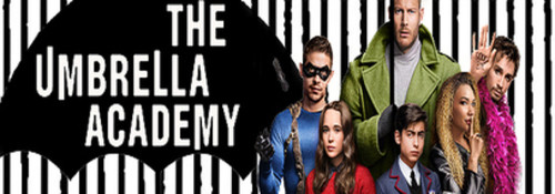 The Umbrella Academy – sezon 1