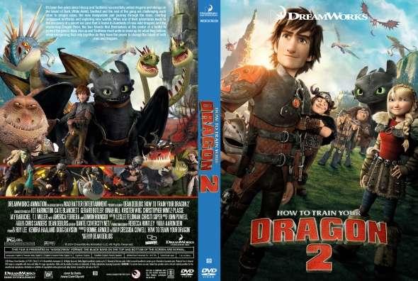 JAK WYTRESOWAĆ SMOKA 2 / How to Train Your Dragon 2
