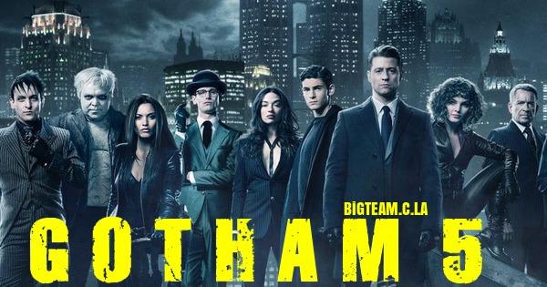 Gotham – sezon 5