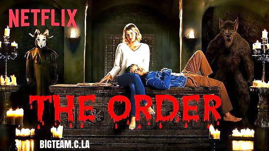 The Order - sezon 1