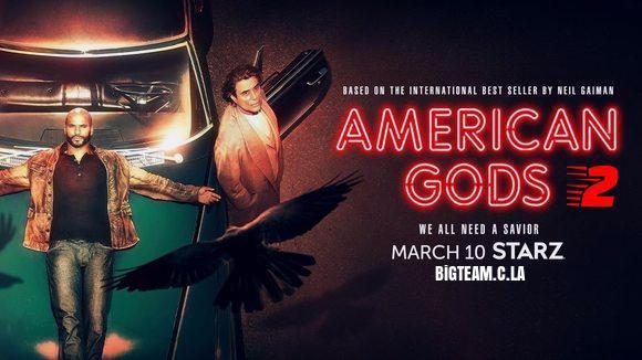 American Gods - sezon 2