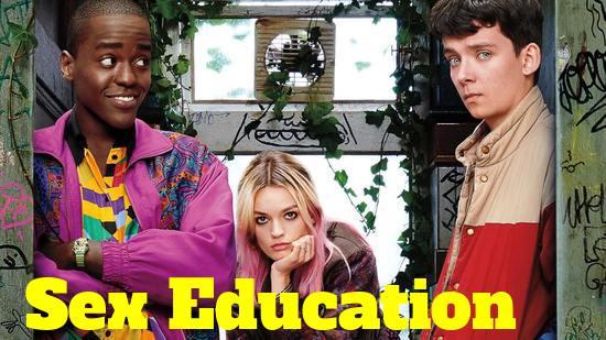 Sex Education - sezon 1
