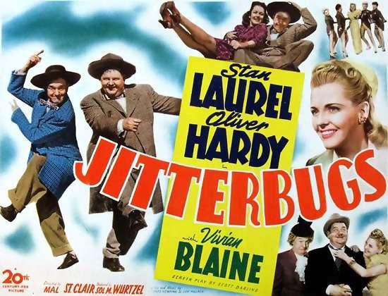Stan Laurel, Oliver Hardy, Blaine