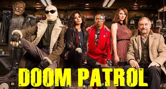 Doom Patrol – sezon 1