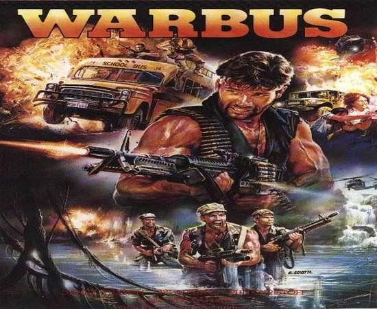 WOJENNY AUTOBUS / WAR BUS