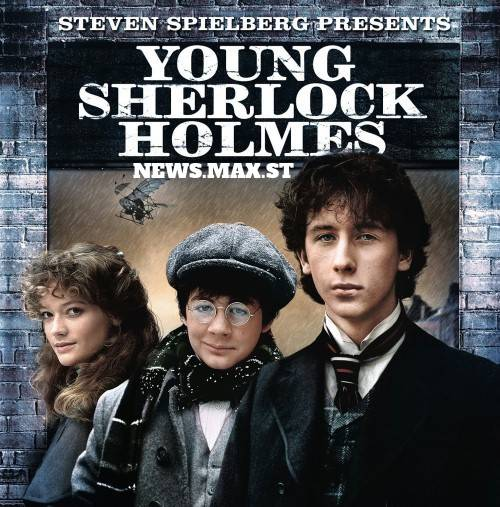 PIRAMIDA STRACHU / YOUNG SHERLOCK HOLMES