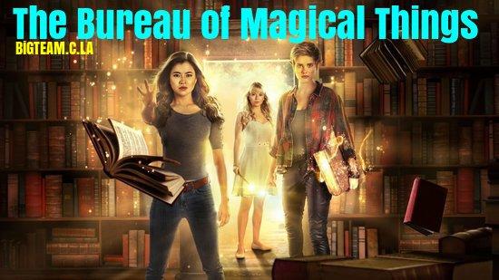 Biuro ochrony magii - sezon 1