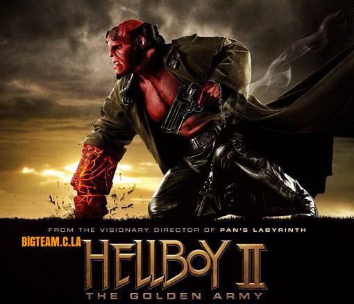 Hellboy II: The Golden Army / Hellboy: Złota armia