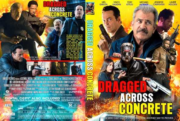 Dragged Across Concrete 2018