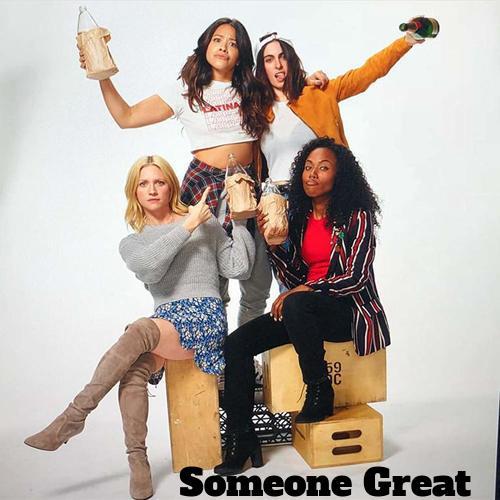 Ktoś wyjątkowy / Someone Great (2019)