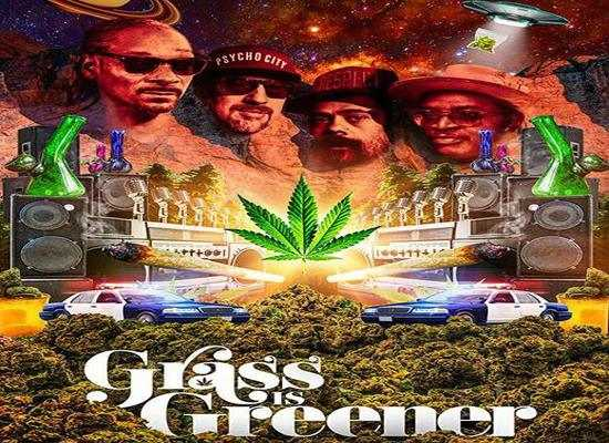 Snoop Dogg, B-Real, Marley