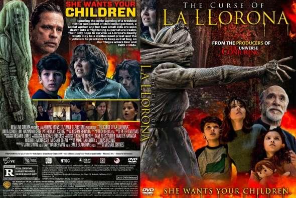 Topielisko. Klatwa La Llorony / The Curse of La Llorona