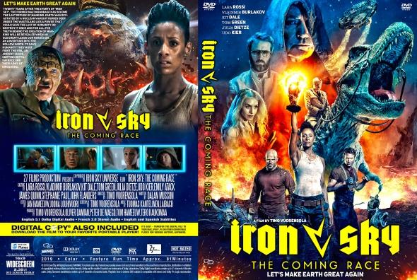 Iron Sky. Inwazja / Iron Sky: The Coming Race