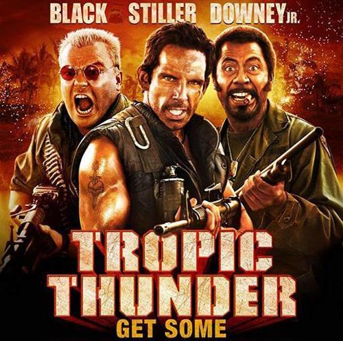 Jaja w tropikach / Tropic Thunder
