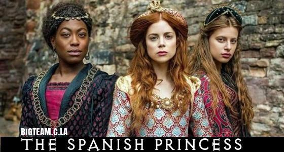 The Spanish Princess – sezon 1