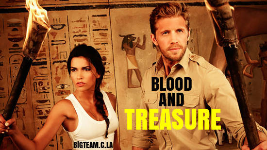 Blood and Treasure – sezon 1