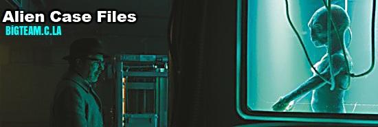 Alien Case Files – sezon 1