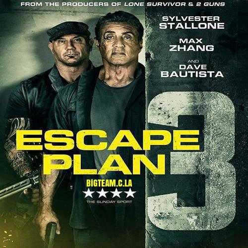PLAN UCiECZKI 3 / Escape Plan The Extractors
