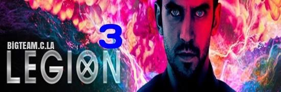 Legion - sezon 3